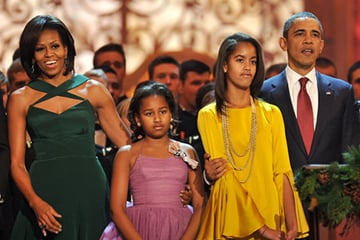 15 Photos: Stunning Transformation of The Obama Girls