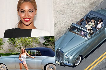 20 Celebrities Who Drive The World's Most Expensive Cars