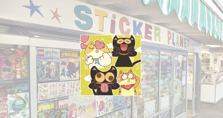 Stickers Store Online