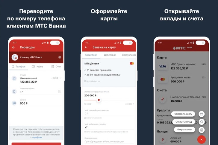 MTS Bank Online