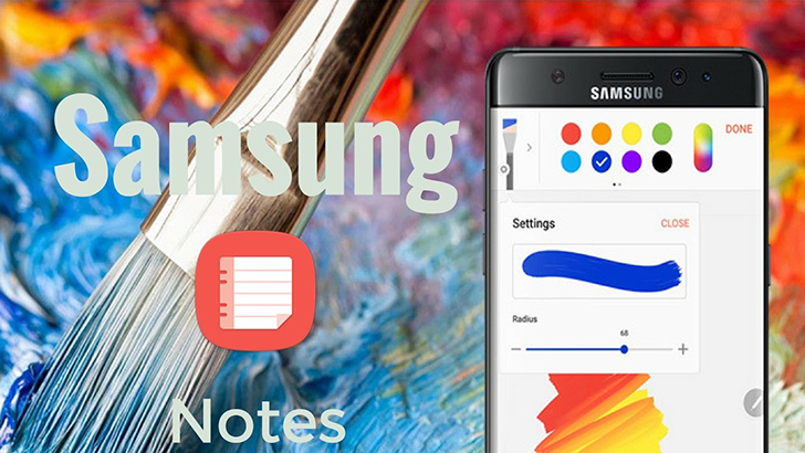 Samsung Notes